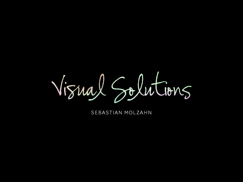 Visual Solutions Sebastian Molzahn